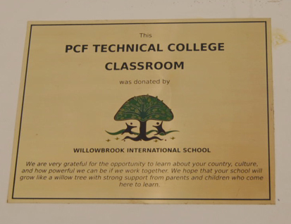PCF TECHNICAL COLLEGE